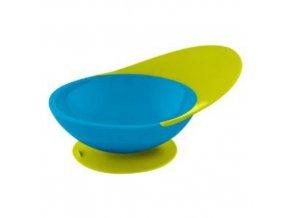 Boon Miska s přísavkou modro-zelená