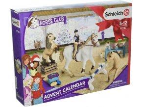 Schleich 97780 Adventní kalendář Koně