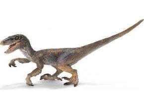 Schleich 14524 Velociraptor s pohyblivou čelistí