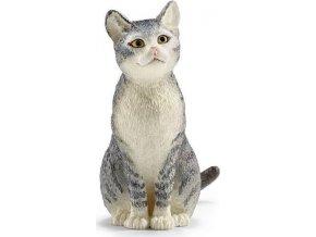 Schleich 13771 Kočka sedící