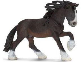Schleich 13734 Tažný kůň