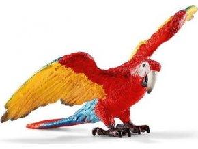Schleich 14737 Papoušek Ara