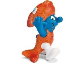 Schleich 20719 Figurka Šmoula znamení Ryba Schleich