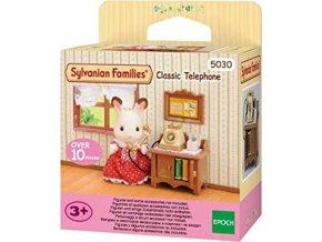Sylvanian Families 5030 Klasický telefon