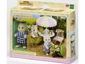 Sylvanian Families 4869 Zahradní Barbecue set