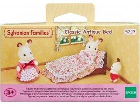 Sylvanian Families 5223 Starožitná postel