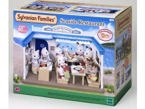 Sylvanian Families 4190 Restaurace u moře