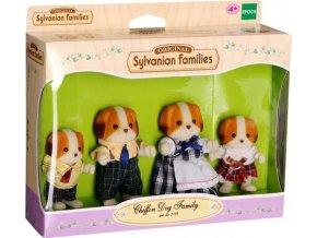 Sylvanian Families 5000 Bernardýni psí rodinka