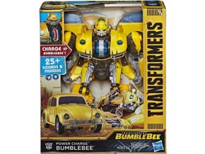 Transformers BUMBLEBEE Power Charge, 25 frází