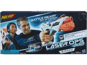 NERF Laser Ops Pro Alphapoint duopack