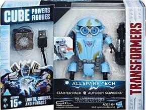 Transformers: Poslední rytíř Interaktivní figurka Autobot Sqweeks