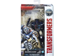 Transformers MV5 Deluxe BARRICADE, C1321
