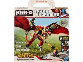 KRE-O Transformers Dračí útok