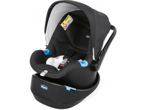 Chicco Autosedačka Oasys 0+ Up - Jet Black 0-13kg Chicco 2018
