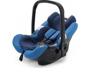 Autosedačka Air.Safe + Clip Snorkel Blue 0-13kg Concord 2018