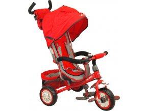 Dětská tříkolka Baby Mix červená