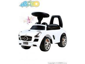 Dětské jezdítko Bayo Mercedes-Benz white