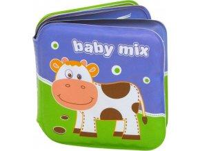 Hračka do koupele Baby Mix knížka farm
