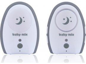 Digitální dětská chůvička Baby Mix grey