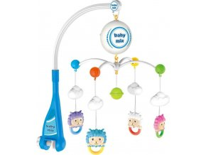 Elektrický kolotoč nad postýlku Baby Mix Ovečky