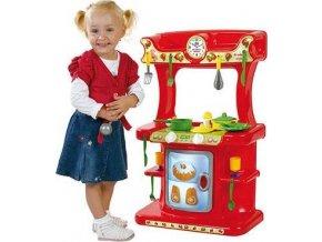 Dětská kuchyňka Jahůdka