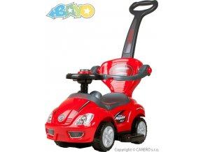 Dětské jezdítko 3v1 Bayo Mega Car red