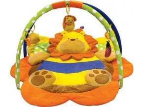 Hrací deka Baby Mix Lev