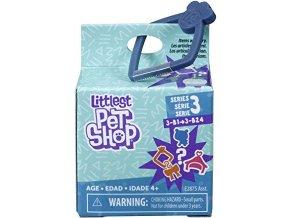 LPS Littlest Pet shop krabicka series 3 b1 b24