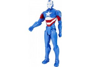 Avengers akční figurka Iron Patriot