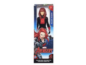 hasbro marvel avengers black widow titan hero series