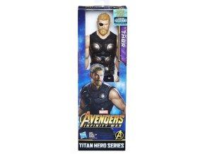hasbro marvel avengers infinity war thor titan hero series