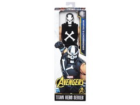 hasbro marvel avengers crossbones titan hero series