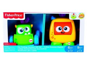 fisher price funfeelings monsters set