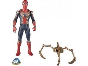 Avengers akční figurka Iron Spider s doplňky 15cm