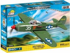 COBI 5540 SMALL ARMY - II WW P39 Airacobra