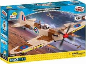 COBI 5525 SMALL ARMY - Supermarine Spitfire Mk.IX
