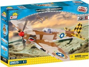 COBI 5519 SMALL ARMY - Curtiss P-40 Warhawk