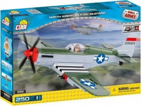COBI 5513 SMALL ARMY - North American P-51C Mustang