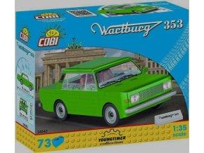 COBI 24542 Youngtimer - WARTBURG 353 1:35