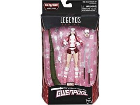 Spiderman Legends Series prémiová figurka Gwenpool