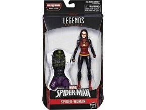 Spiderman Legends Series prémiová figurka Spider-Woman