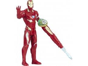 Avengers akční figurka Iron Man s doplňky 15cm