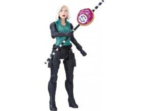 Avengers akční figurka Black Widow s doplňky 15cm