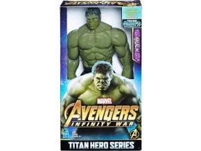Avengers akční figurka Titan Hero HULK 30cm