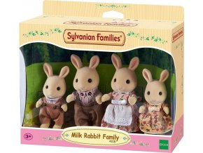 Sylvanian Families 4108 Králičí rodinka