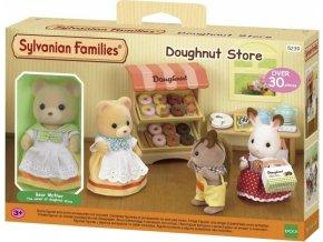 Sylvanian Families 5239 Obchod s koblihami