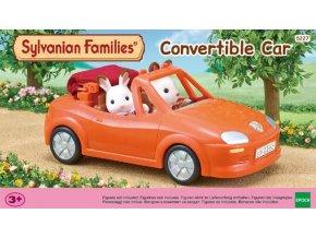Sylvanian Families 5227 Kabriolet auto