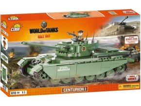 COBI 3010 World of Tanks Centurion I