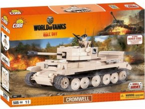 COBI 3002 World of Tanks Cromwell
