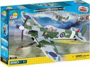 COBI 5512 SMALL ARMY - Supermarine Spitfire Mk VB